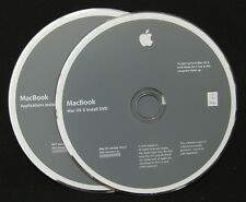 Apple Mac OS X 10.6.3 Snow Leopard & iLife 09,  only for MacBook 7,1
