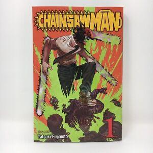 Chainsaw Man Vol. 1 English Manga By Tatsuki Fujimoto Brand New