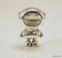 NEW/TAGS AUTHENTIC PANDORA SILVER CHARM COSMO TOMMY  #797561CZ RETIRED