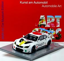 New BMW ART CAR m6 GTLM John Baldessari #19 24 H DAYTONA BMW M-Power KYOSHO 1:18