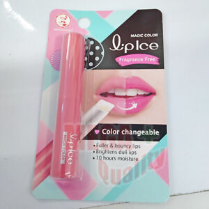 MENTHOLATUM Lip Ice SHEER COLOR Fragrance Free Lip Moisturizer Pink Shade 2g