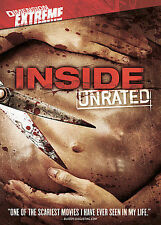 Inside (DVD, 2008, Unrated) New