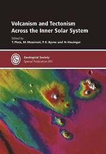 Tectonismo de la actividad volcánica y en todo el Sistema Solar interior (sociedad geológica comprobados