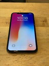 Apple iPhone X - Unlocked - Model A1901 (GSM)