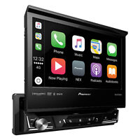 "PIONEER AVH-3300NEX 7"" DVD CD Bluetooth HD Radio Apple Carplay Android Auto 1DIN"