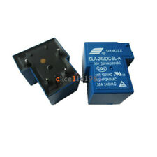 SLA-24VDC-SL-A 24V DC SONGLE Power Relay 4 Pin PCB Type