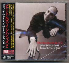 John Di Martino Romantic Jazz Trio - The Beatles In Jazz 2 / Venus Japan CD NEW!