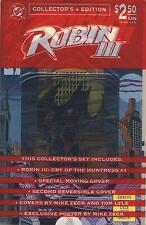 ROBIN III   # 1 - COMIC - 1992  -  10