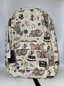 Loungefly Disney Nylon Backpack Large Full Size Brand new w/ Tags Y/4
