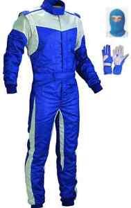 Regular Go kart race suit