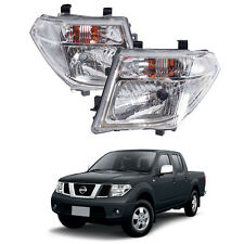 Head light Headlamp FIT Nissan D40 Navara Pickup 2005-2013