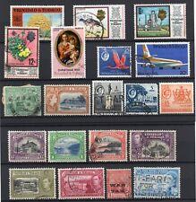 Briefmarken Lot Trinidat & Tobago.