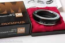 Olympus Auto 14 Extension Tube - OM System for Manual Use Only - USED D40