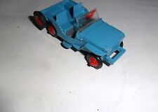 DINKY JEEP TOYS MODELNO 25Y