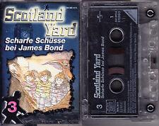 MC Scotland Yard 3 - Scharfe Schüsse bei James Bond - Universal