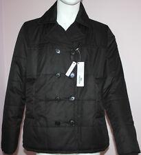NWT Womens LACOSTE Black Coat Size EU 40, US 8