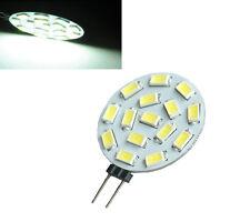 10x G4 15 LED Licht SMD 5630 weiß Birnen Lampen Stiftsockel 12V Deutsche Post