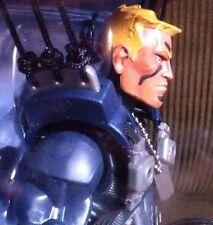 GI Joe Hasbro Sigma 6 six DUKE !! RARE !! Paratrooper action figure Toy Army NIB