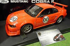 FORD MUSTANG COBRA R 2000 Prototype #00 org 1/18 AUTOart 80016 voiture miniature