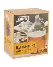 Refinery Beer Making Brewing Kit 12 piece HOME BREW Set ~ FREE SHIPPING!