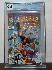 X-MEN MARVEL SUPER-HEROES (1/92) (# V2 #8)(W/P) CGC 9.4 1ST APP OF SQUIRREL GIRL