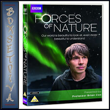 FORCES OF NATURE - Professor Brian Cox  *BRAND NEW DVD**