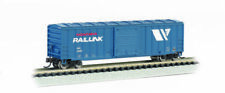 N-Gauge - Bachmann - Montana Rail Link Boxcar