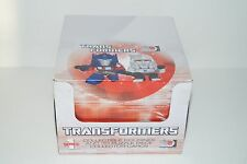 Transformers Collectible Figurines Case of 24 Blind Bag Series 1 Hasbro Figures