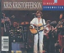 Singer/Songwriter by Kris Kristofferson (CD, Oct-1991, 2 Discs, Monument Records)