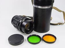 20 aperture blades !! Telelens TAIR-11A 2.8/135mm M42. s/n 855393. Zenit KMZ.