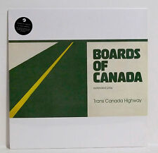 BOARDS OF CANADA Trans Canada Highway VINYL LP Sealed Warp Records