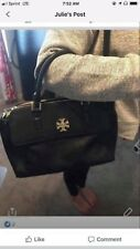tory burch dome tote great condition