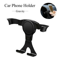 Phone Holder Car Mount Mobile Stand Cellphone Bracket For iPhone Android