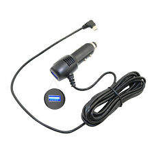Car Charger Power Adapter for Garmin GTM 25 TMC Antenna Traffic GPS Power