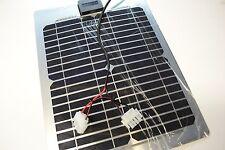 Solar Panel to Fit Lake Reaper Bait Boat Batteries