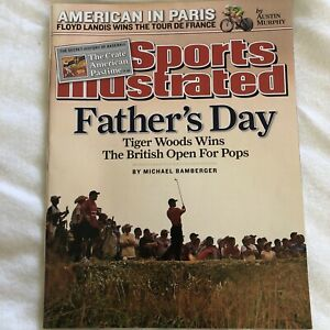 Sports Illustrated Father's Day Tiger Woods Wins 2006 Austin Murphy