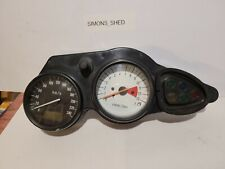 Suzuki sv650 1999 speedo  dash cluster working 29,000ks from memory