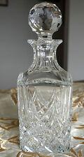Décanteur à Whisky en Cristal Baccarat Vintage - Années 70