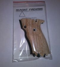 """""""HI-Point"""" 40/45 Light Wood Grain Gun Grips"""