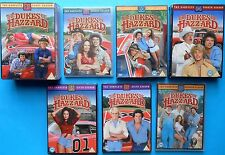 dvd hazzard the dukes of hazzard serie completa complete series catherine bach v