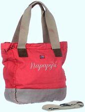 Sac D'Épaule Femme Napapijri Bag Femme Verke Fourre-Tout Poppy Red N0e04