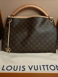 LOUIS VUITTON - Monogram Artsy MM Hobo Bag - Dust Bag/Box - M44869 - SOLD OUT!