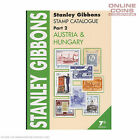 Stanley Gibbons Austria and Hungry Part 2, 7th Edition - NEW STOCK IN STORE