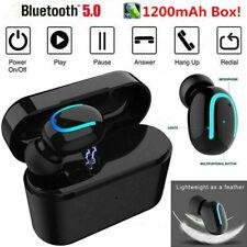 Im Ohr Kopfhörer bluetooth 5.0 Sport Kabellos Stereo Headset Für HUAWEI Samsung