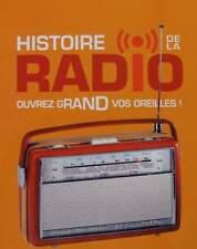 BOEK/LIVRE/BOOK : HISTOIRE DE LA RADIO (history of the radio,transistor,vintage
