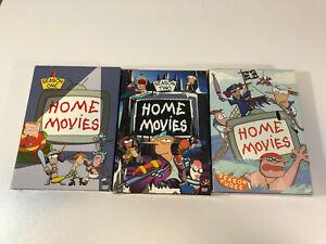 HOME MOVIES Adult Swim Seasons 1, 2, 3 (Bundle) Tv Show Moral Orel ATHF Brak