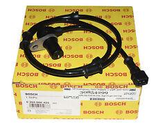 Volvo ABS FRONT WHEEL SPEED SENSOR (some S40 V40, 2001-2004) BOSCH 30854299