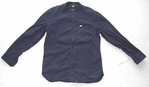 G-Star  Herren Langarm Jeans Hemd  Opax Shirt  Größe L  Zustand Sehr Gut