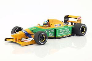 1:18 Minichamps Benetton Ford B192 M.Schumacher Italian Gp Monza 1992 113920219