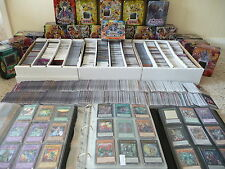 MASSIVE DECK BUILDER SET- 200 YuGiOh Cards with Holos/ Secret / Ultras / Supers